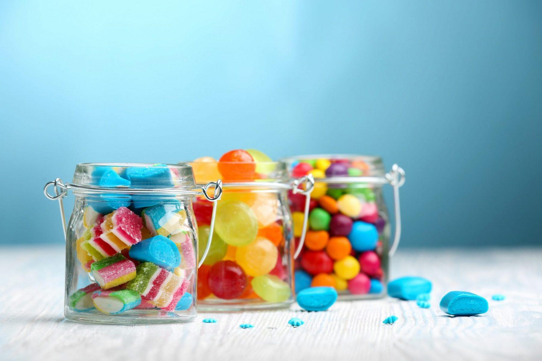 Candy on St. Louis, MO Break Room Menu
