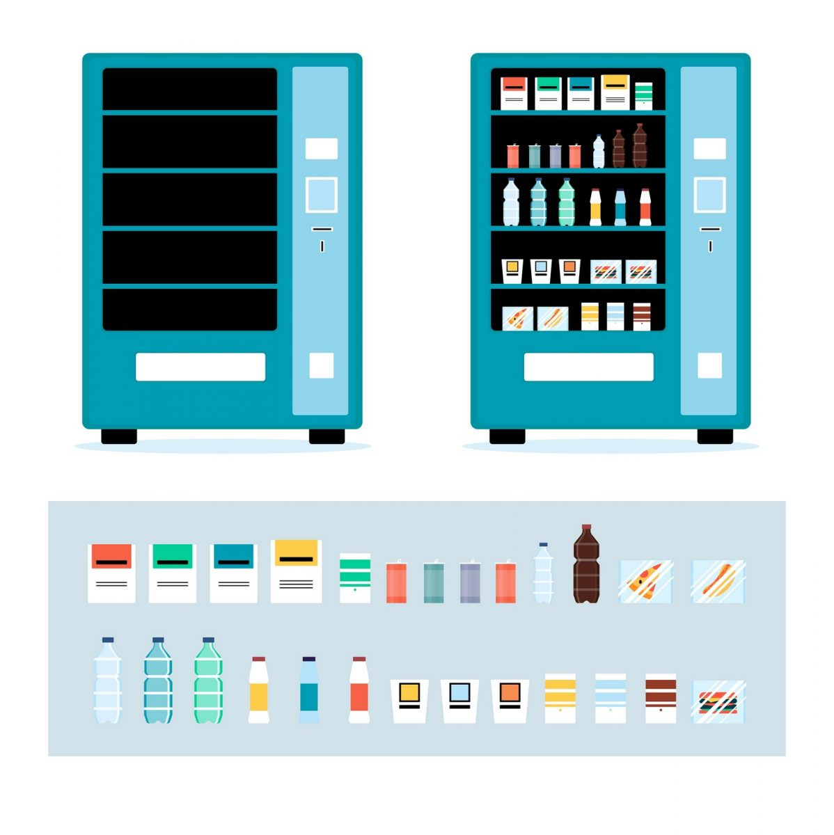 St. Louis, MO Vending | State-of-the-Art Technology | Refreshment Services