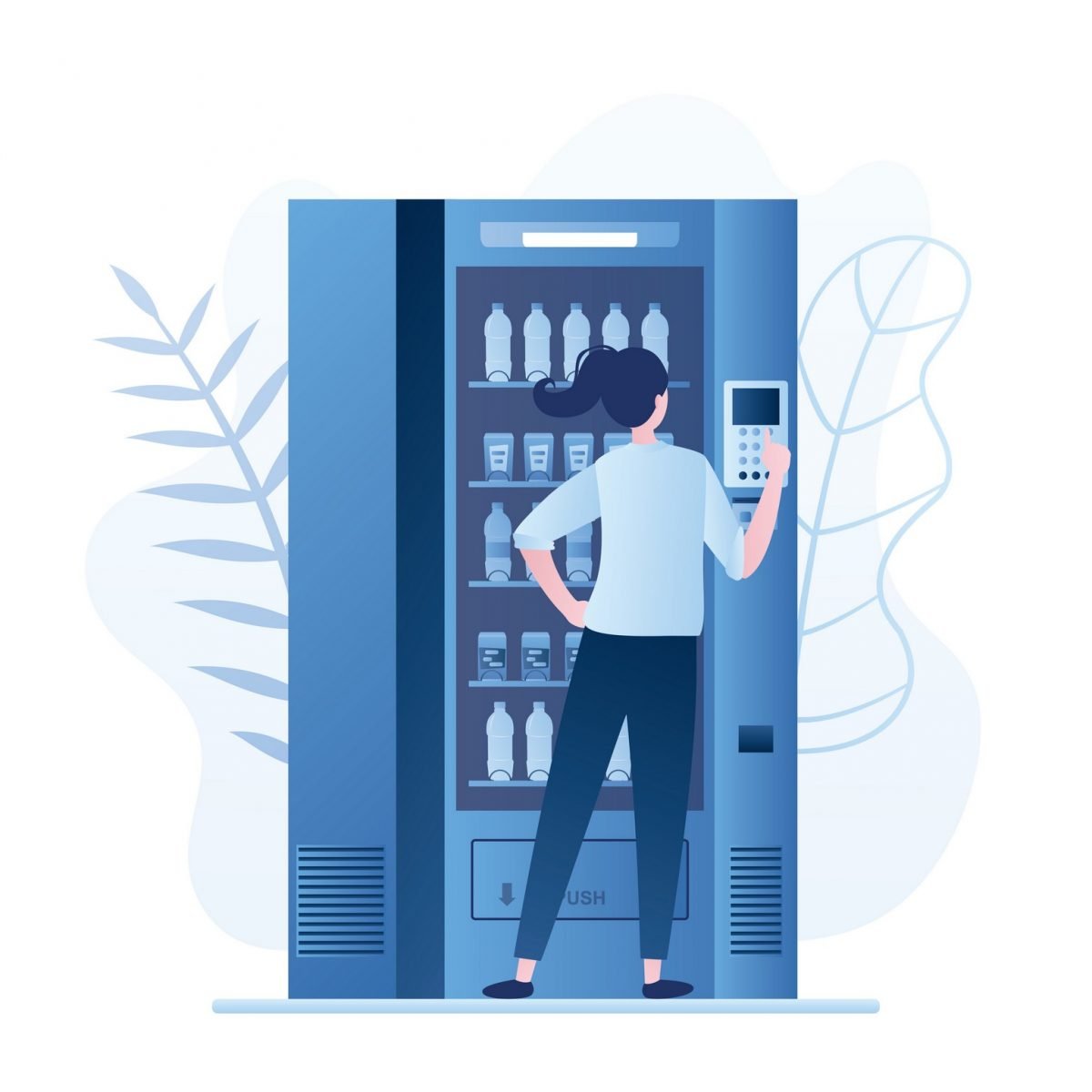 St. Louis, MO Vending Machines   Cutting-Edge Technology   Green Break Room Services